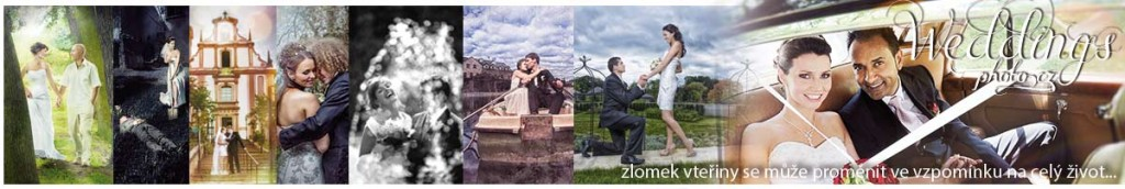 Svatebni fotograf, fotografovani svateb, video, portrety